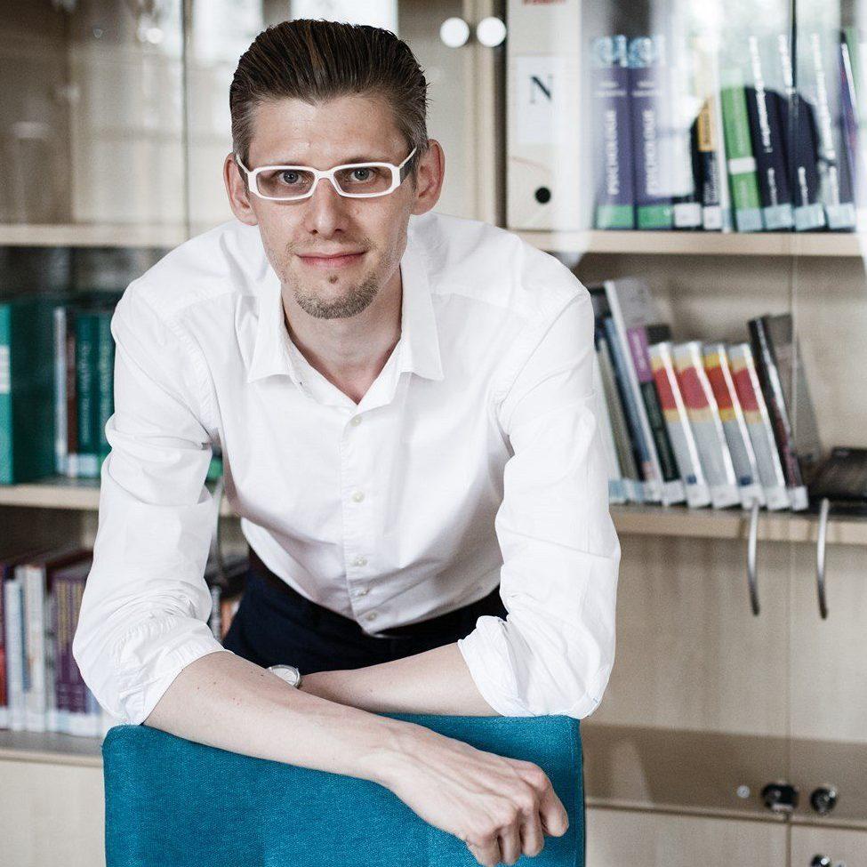 Mgr. Adam Kulhánek, Ph.D.